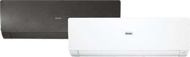 Flexis Plus Black & White | Haier condizionatori