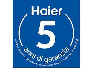 ESTENSIONE GARANZIA A 5 ANNI