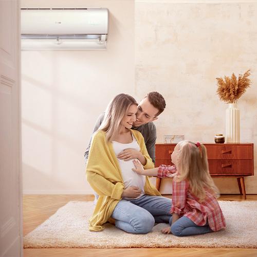 pompa di calore residenziale Flexis | Haier condizionatori