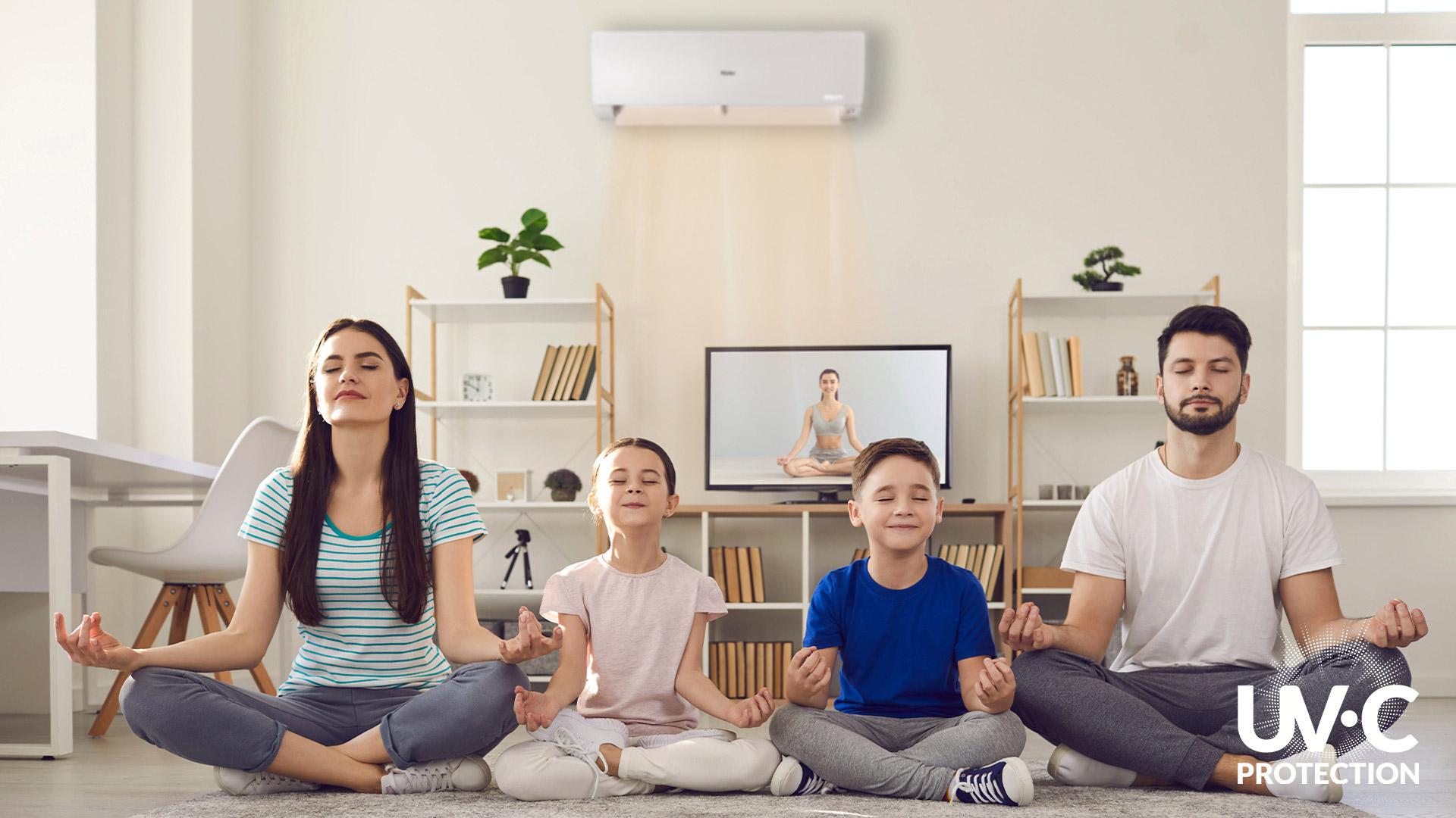 Climatizzatore con pompa di calore | Haier condizionatori