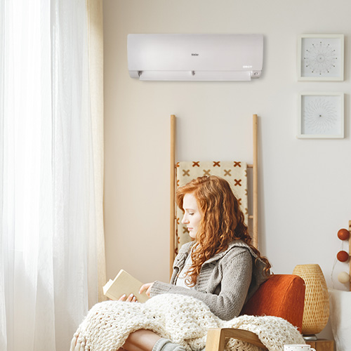 condizionatore con pompa di calore Flexis | Haier condizionatori