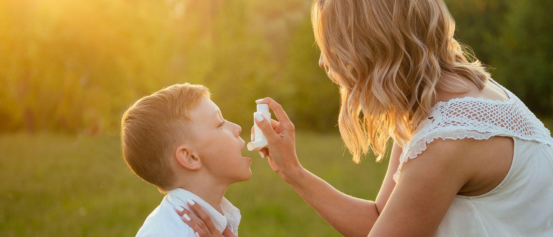 Smog e polveri sottili: bambini a rischio asma
