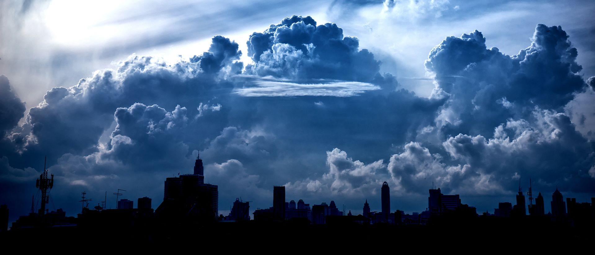 Picchi di richieste al Pronto soccorso prima di un temporale